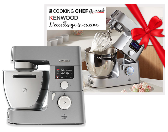 Nuovo Cooking Chef Gourmet